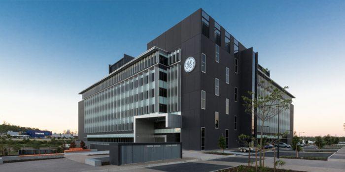 GE Buidling Industrial
