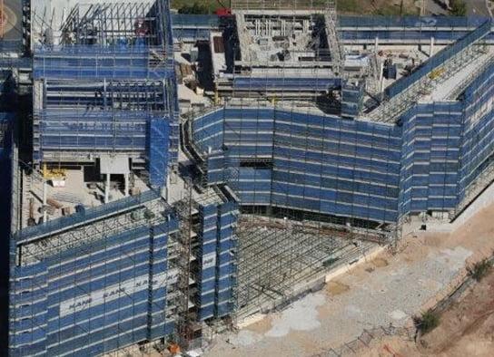 Industrial Concrete Building