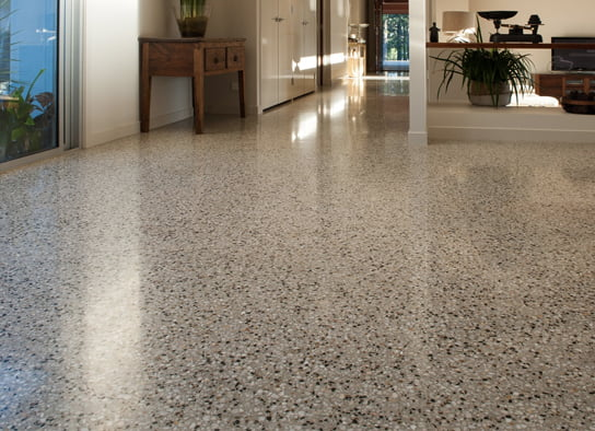McGinn Indoor Polished Concrete